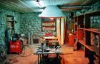 1999 r Pracownia w obecnej kompresorowni, hałasowni